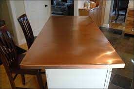 Custom Kitchen Copper Counter Top Using Copper For Counter Tops