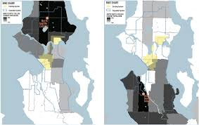 Map Seattle Eastside Wire Get by City Proposes U0027massive U0027 Pronto Cycle Share Expansion Seattle