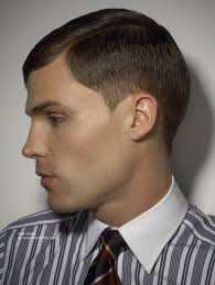 clipper cut hairstyle for senior men masculine clipper cut hairstyle with the hair tapered around the