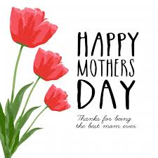 Latest Mother S Day Cards Happy Mothers Day Card With Roses Vector Free Download