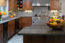 cheap kitchen countertop ideas icestone recycled eco friendly and green kitchen countertops