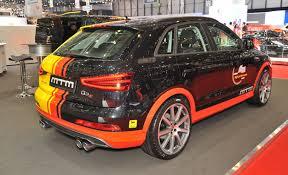 audi q3 modified mtm creates 472 hp volkswagen t5 multivan 310 hp audi q3 geneva