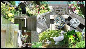decoration Garden Wall Art Ideas Backyard Fence Decor Home