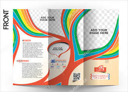 brochure design templates for education school brochure 23 in psd vector pdf illustration