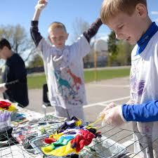 How To Make A Colorado Flag Tie Dye Shirt Tie Dye Classroom Kit Steve Spangler Science