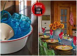 Fall Kitchen Decor - kitchen decor for fall creative cain cabin