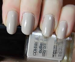 cover outlast stay brilliant nail gloss in always