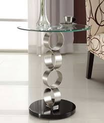 Glass Accent Table The Glass Top Coffee Table For A Modern Accent
