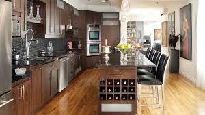 comptoir de cuisine noir idée cuisine comptoir noir