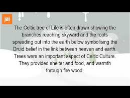 what is the meaning of the celtic tree of