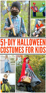 51 diy halloween costumes for kids frugal mom eh
