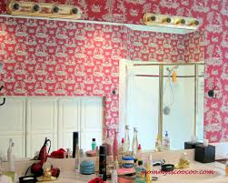 Remove Bathroom Vanity by Remodelaholic How To Remove And Reuse A Large Builder Grade Mirror