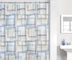 Gray And Brown Shower Curtain - shower curtains big lots