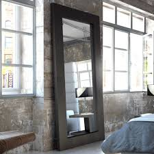Tall Wall Mirrors Wonderful Large Mirror Wall Cabinet Full Image For Long Long Wall