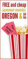 free or cheap summer movies in the portland metro area frugal