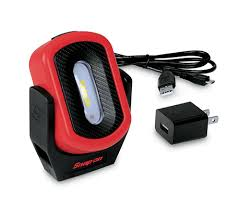 rechargeable magnetic work light shop light rechargeable mini 250 lumens