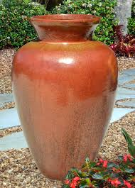 Outdoor Large Vases And Urns Garden Pottery Wholesale Home Outdoor Decoration