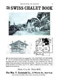 swiss chalet house plans swiss chalet revival washington state department of archaeology