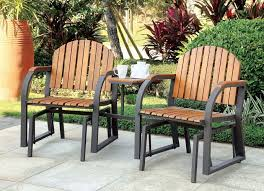 Glider Patio Furniture Perse Collection