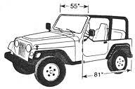 jeep wrangler cargo dimensions identify your jeep cbjeep