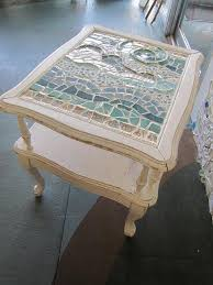 Mosaic Patio Furniture by Best 20 Tile Top Tables Ideas On Pinterest Tile Tables Garden
