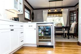 White And Black Kitchens 2017 by Kitchen Cabinet Wall Color Combinations Colors Schemes White