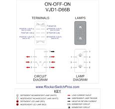 lighted rocker switch wiring diagram in gooddy org