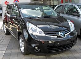 nissan note 2010 nissan note 2009