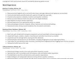 Sample Resume For Truck Driver Part Time Network Engineer Sample Resume Haadyaooverbayresort Com
