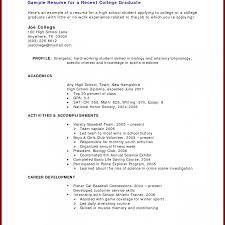exle of high school resume sle high school student resume exle how to write