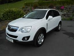 vauxhall antara 2 2 cdti diamond car for sale llanidloes powys mid