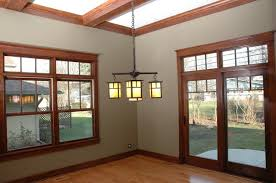 craftsman style homes interiors pictures of craftsman interior trim