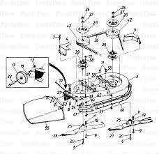mtd tmo 3200003 133m670g088 montgomery ward signature lawn