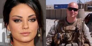 yourube marine corp hair ut mila kunis attending u s marine corps ball after youtube