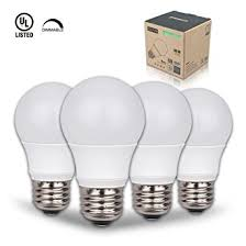 Light Bulb For Ceiling Fan Thinklux Led A15 Appliance Ceiling Fan Light Bulb 6w 60w Equal
