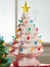 ceramic christmas tree small ceramic christmas tree indoor d eacute cor