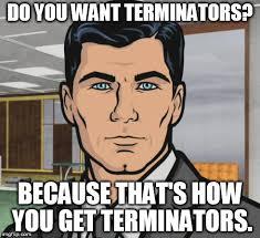 I Robot Meme - to the people kicking that robot dog around imgflip
