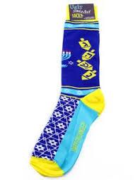 dreidel socks mens of david dreidel socks david and sock