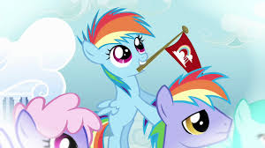 rainbow blaze my little pony friendship is magic wiki fandom