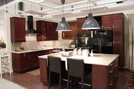 kitchen lighting pendant lights distance from countertop black