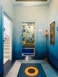 interior room color schemes blue decorating ideas design excerpt
