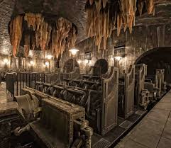 what rides are open during halloween horror nights orlando escape from gringott u0027s ride details revealed