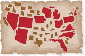 Constitutional Carry States Map Washington Monthly How To Make The Electoral College Work For