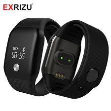 oled health bracelet images Exrizu a88 smart watch blood pressure oled touch screen waterproof jpg