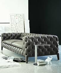 canapé capitonné design le canap design italien en 80 photos pour relooker le salon canape