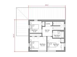 House Plans 1500 Square Feet by The 1 500 Square Foot Prefab House Plan Offers Energy Efficient