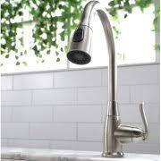 premium kitchen faucets kraus premium faucets single handle pull standard kitchen