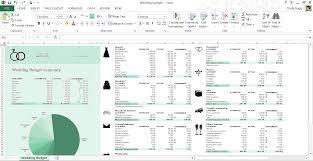 Wedding Planner Budget Spreadsheet make wedding planning easier using microsoft office