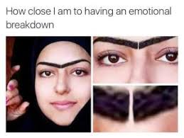 Eyebrow Meme - eyebrows meme kappit