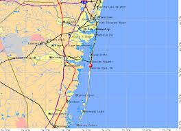 jersey area code map seaside park jersey nj 08752 profile population maps